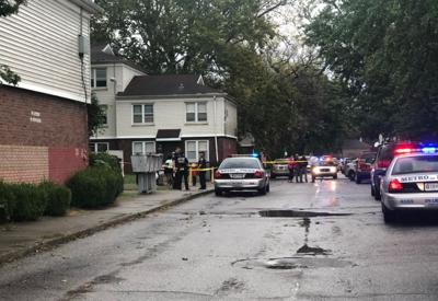 3-year-old boy shot in the face in west Louisville
