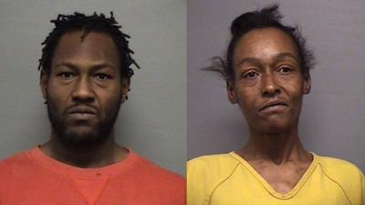 2 people accused of stabbing man 5 times in the back at Dino's Food Mart