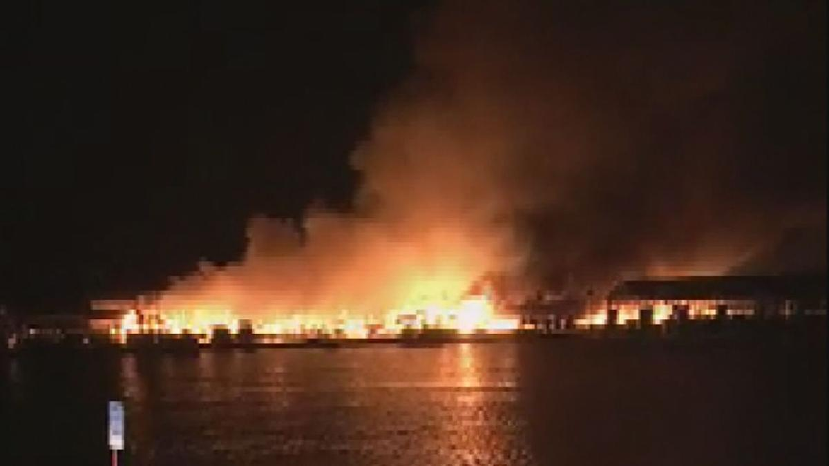 Lake Cumberland marina owner says fire won't prevent boat rentals