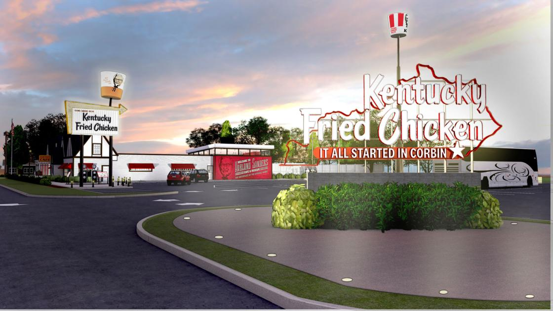 Birthplace of Kentucky Fried Chicken getting an extreme makeover
