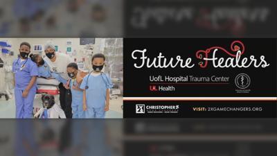 'Future Healers' program