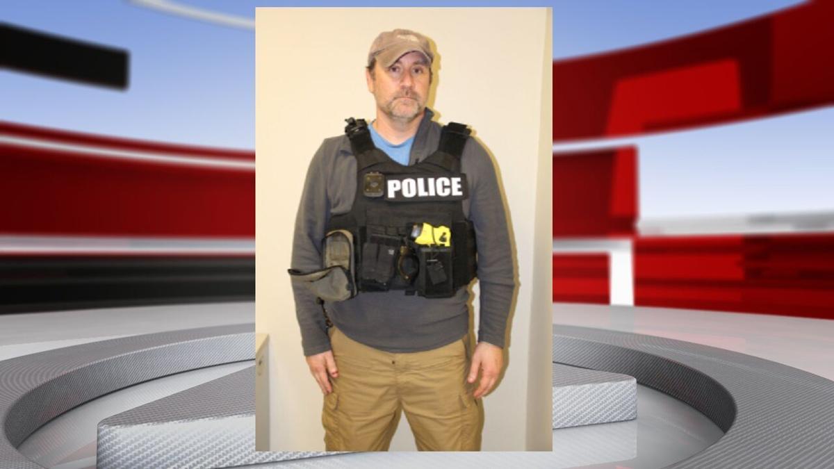 LMPD Detective Myles Cosgrove