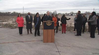 City accepting proposals to develop site of failed food hub in west Louisville