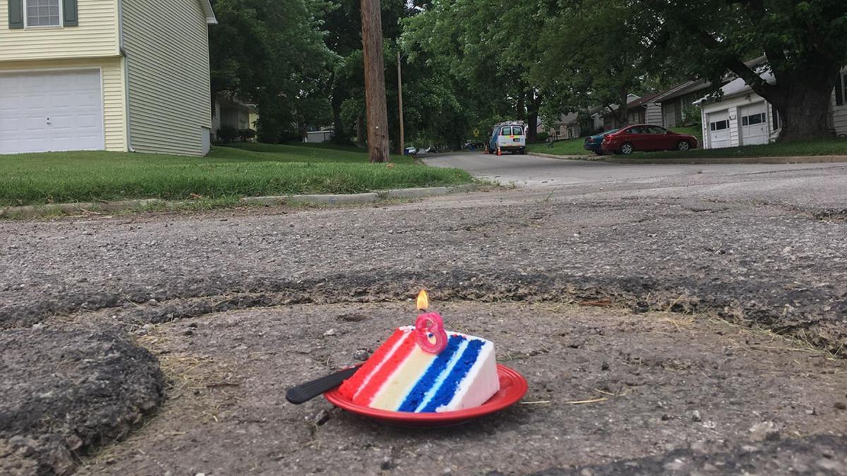 Pothole Birthday via Fox