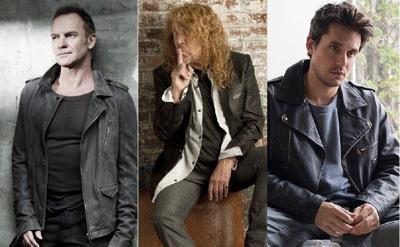 Sting, Robert Plant, John Mayer headline music lineup for Bourbon & Beyond Festival
