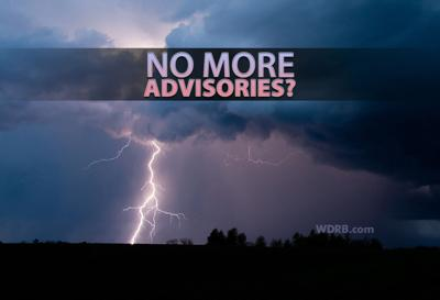 National Weather Service Proposing No More Advisories