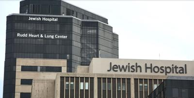 Jewish Hospital exterior U of L provided
