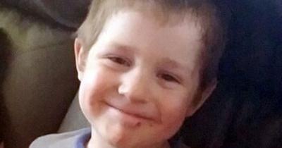Owen Jones (4-year-old swept away by creek)