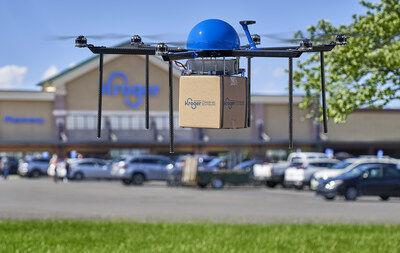 Kroger Drone