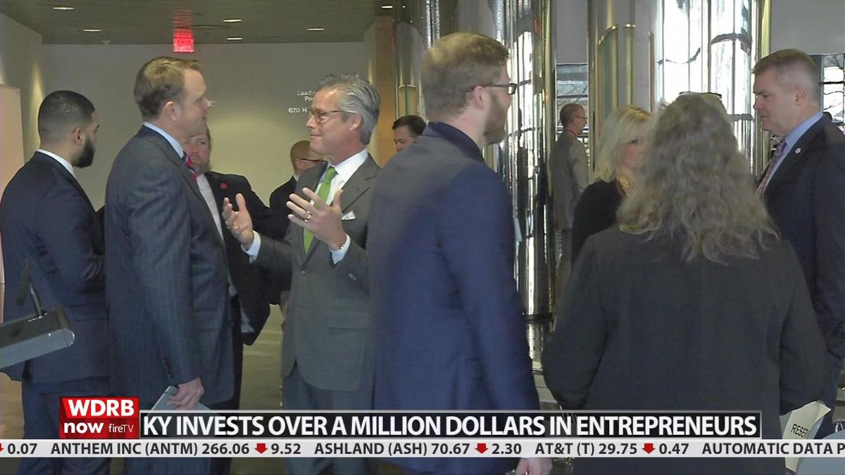 Kentucky invests $1 million into Louisville entrepreneurship program