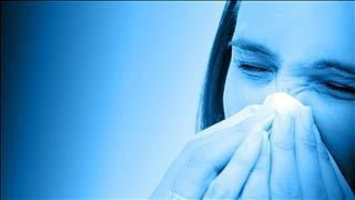 Influenza comes early this year