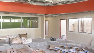 Construction on Louisville's new $12 million animal shelter nearing completion