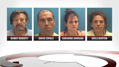 Columbus drug arrests