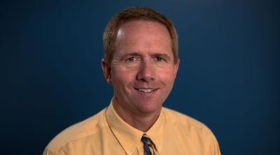 Mark Laughner, Superintendent of Greater Clark County Schools