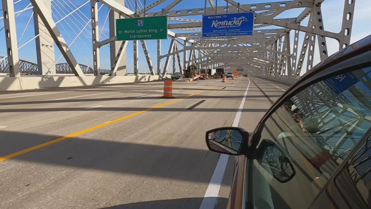 Kennedy Bridge closures coming in December