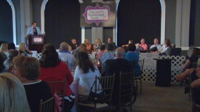 WDRB's own Candyce Clifft and her husband compete in Not-So-Newlywed Game
