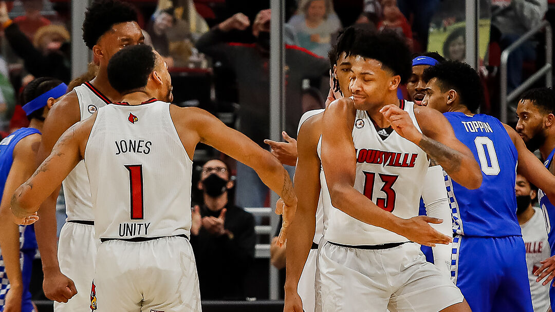 Louisville Kentucky basketball