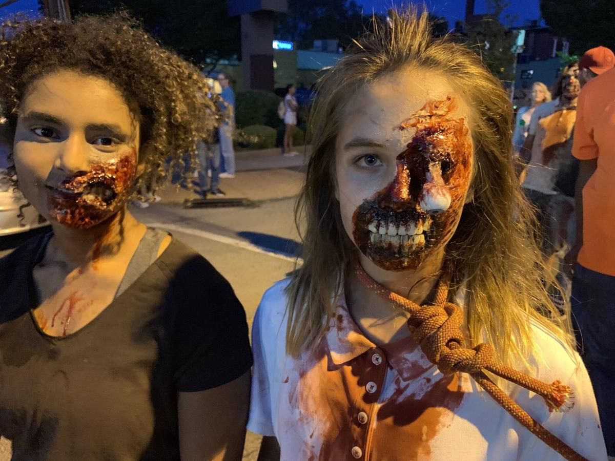 IMAGES | Zombies take over Bardstown Road for 15th annual ...
