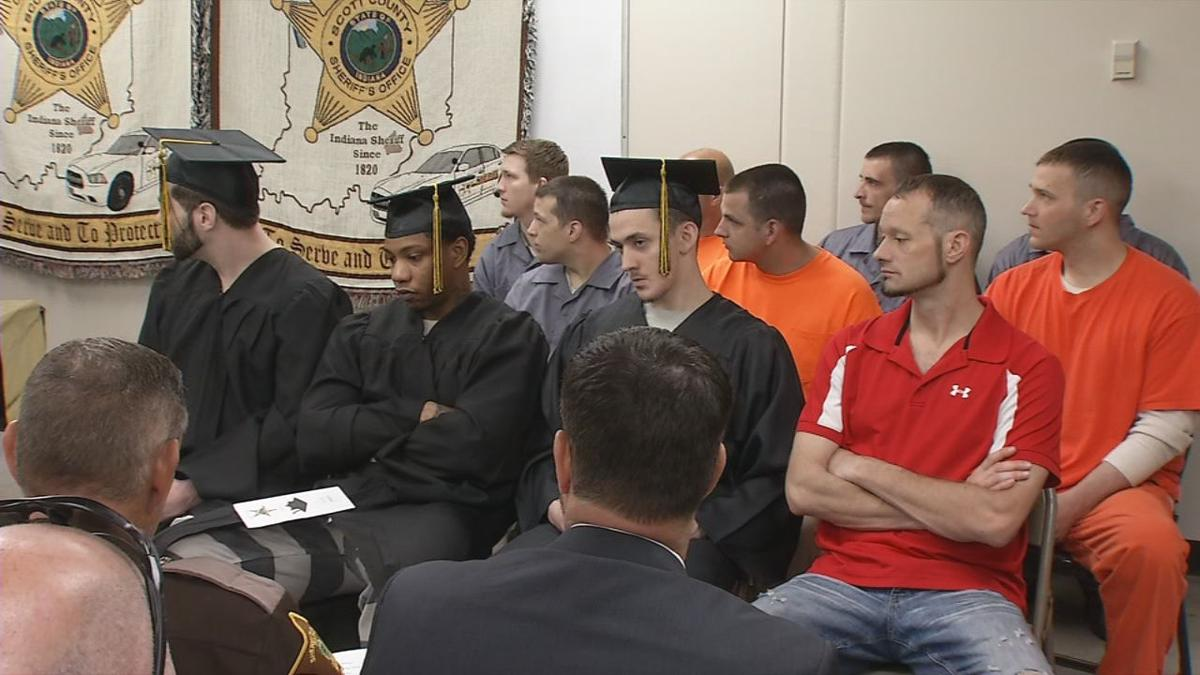 Scott County inmates graduate with welding certification