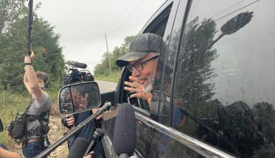 Tim Stark, owner of Wildlife in Need