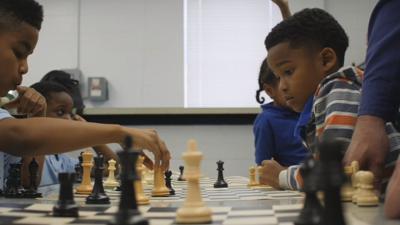 Chess club improving lives of kids in California neighborhood