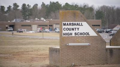 Marshall County High School implements new security procedures at students' request