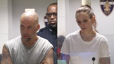 Police arrest 2 for Louisville-area burglary spree