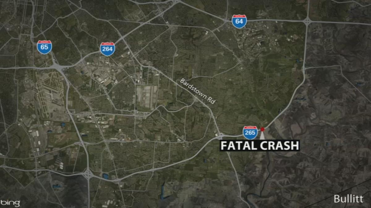 Authorities identify man who died after crash on Gene Snyder