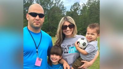 Seymour Police Department adopting Texas police officer who lost everything in Hurricane Harvey