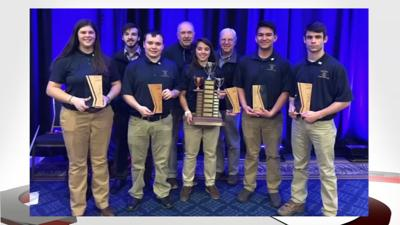 Shelby County High School students win construction and manufacturing title in Las Vegas