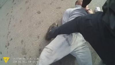 Ransom arrest