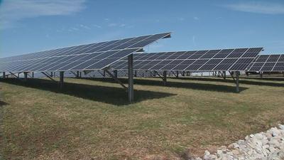 Solar Share LG&E solar farm