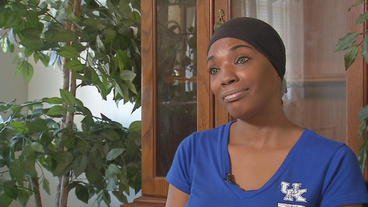 Lawsuit claims motel employee posted Katina Powell's driver's