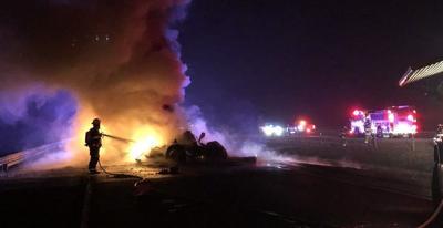 Authorities identify Michigan man killed in early morning semi crash in Seymour