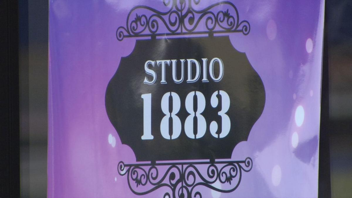 Studio 1883 arts and crafts store in New Albany