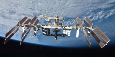 Monday Night Space Station Pass