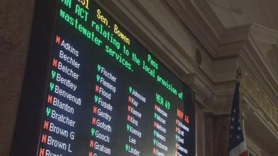 How Kentucky lawmakers voted for the pension reform bill