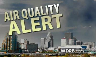 Smoke Prompts Air Quality Alert Wednesday and Thursday