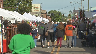 Floyd County's Harvest Homecoming continues through Sunday