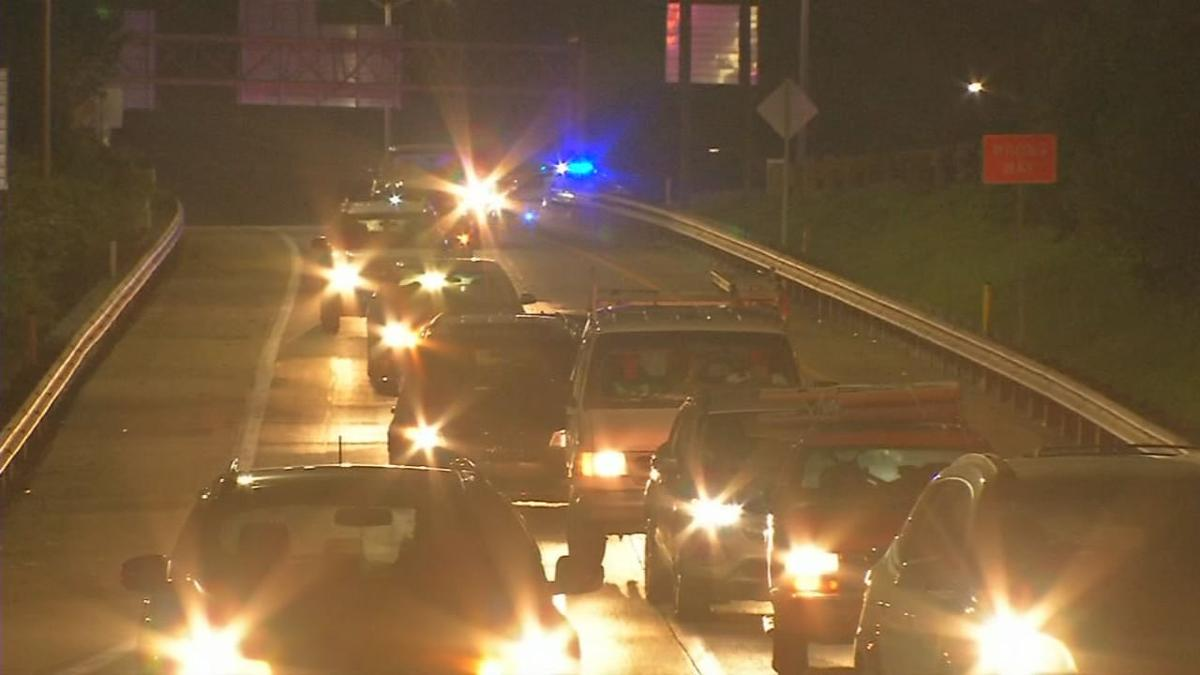 4 teens shot in drive-by shooting on I-264 Watterson Expressway 4-18-19