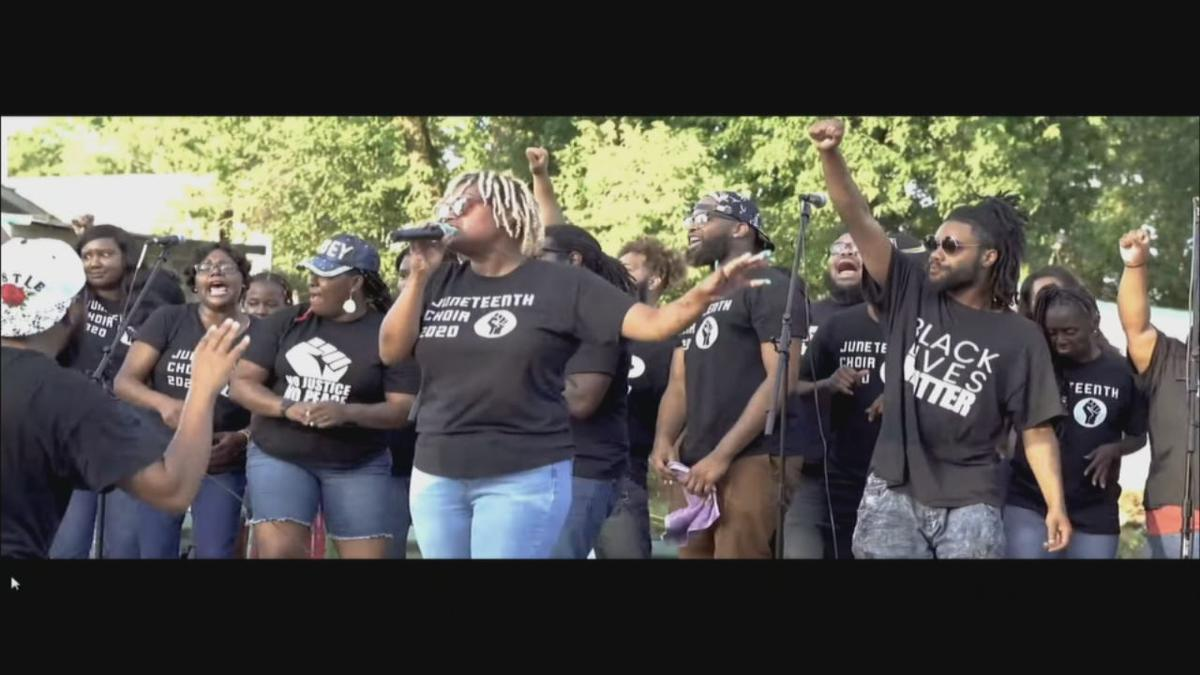 Freedom and Unity Community Choir of Louisville