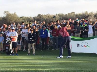 LANE | 3 things I learned with Justin Thomas at the Waste Management Phoenix Open