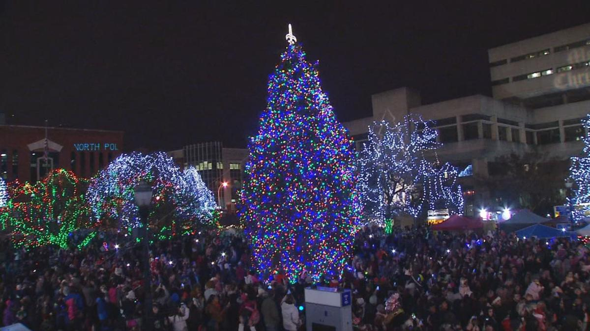 Christmas In Louisville 2020 City announces 'adjusted' plans for 2020 Light Up Louisville