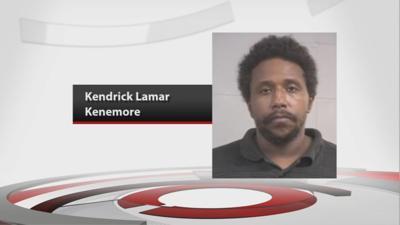 Kendrick Kenemore Mugshot