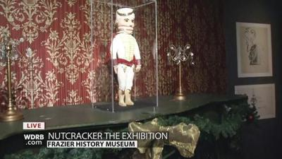 60 Years of the Nutcracker on display at the Frazier History Museum