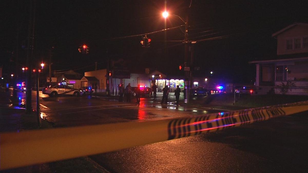 Fatal Shooting 41st Street WS - 3-19-20