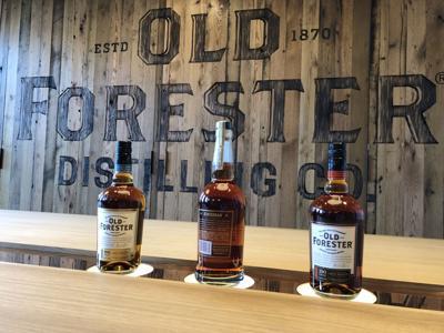 Old Forester distillery