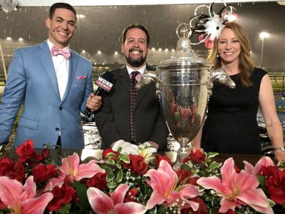 Kentucky Oaks Trophy