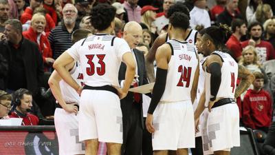 Louisville basketball team