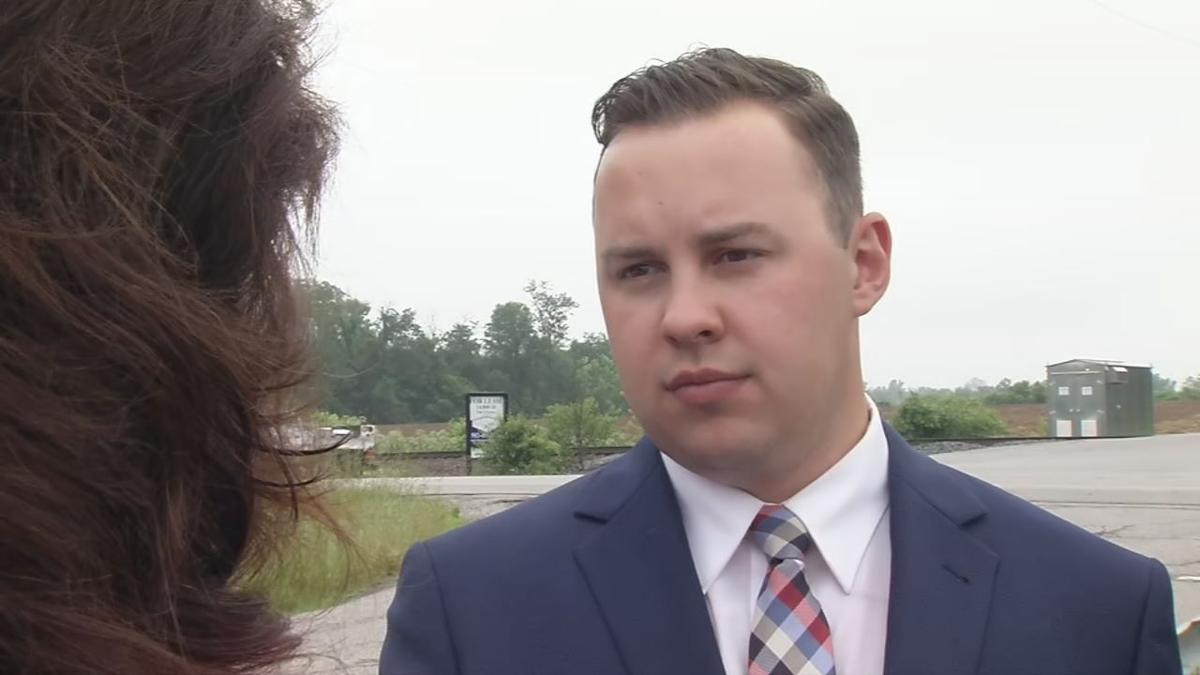 A neighbor who did not want to be identified talks to WDRB's Dalton Godbey